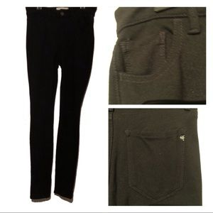 Rachael Ray Blacksoft Stretchy Pantsw/Jean Pockets